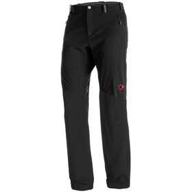 Mammut Courmayeur SO Pants Short short Men, black